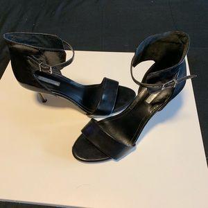 BCBG ankle cuff Heels